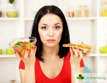 7 причини да се чувствате уморени от диетата си
