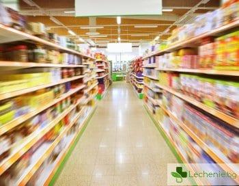 """""""Вечен"""" канцероген се съдържа в повечето хранителни продукти"""