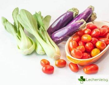 9 предимства на вегетарианската диета