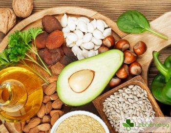 Мазно не е задължително, за да се усвои витамин Е