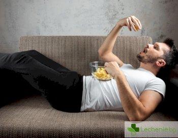 От телесната поза зависи колко ще ядем и пием