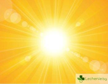 Яркото слънце повишава защитата на сърцето от инфаркт