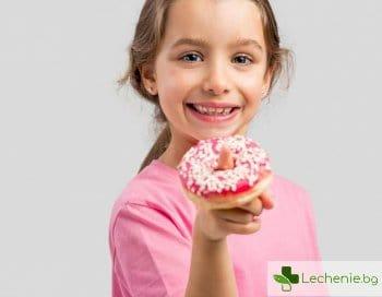 Захар и въглехидрати - повече от обожавани от децата