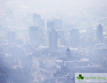 Мръсен въздух може да влоши състоянието на детската психика