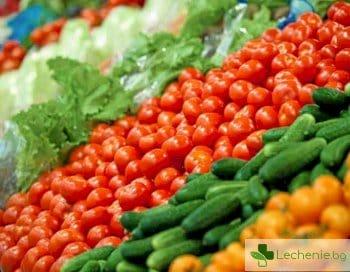 8 правила при пазаруване на зеленчуци