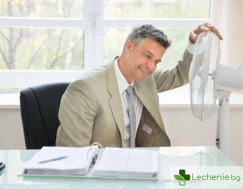 Жега и на работа - какво е топлинен мързел, как да го преборим