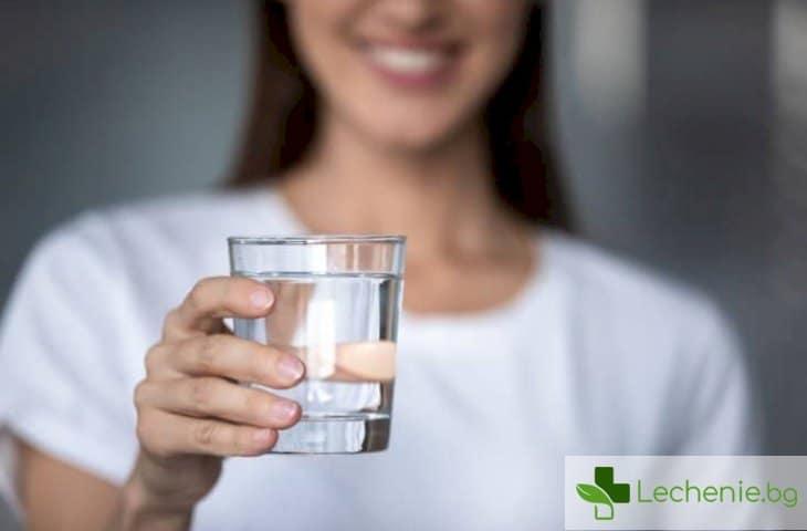 Алергия към вода - защо имунната система реагира на живителната течност