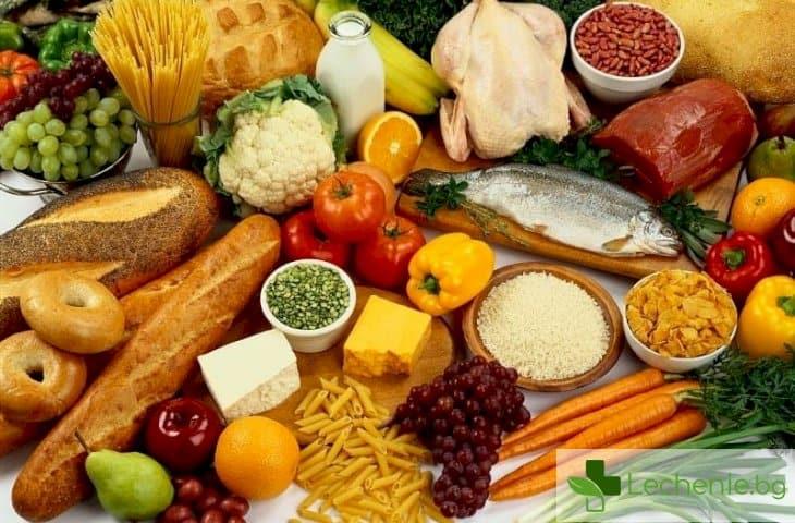 Кои са алкалните храни, подходящи за всеки ден