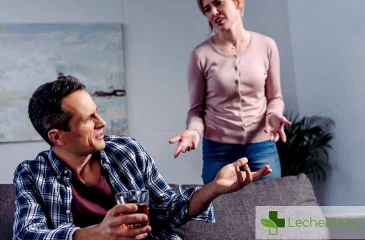 Сивото вещество в мозъка издава потенциални алкохолизци
