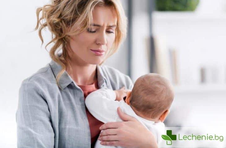 Защо при 80% от жените се развива анемия след раждане
