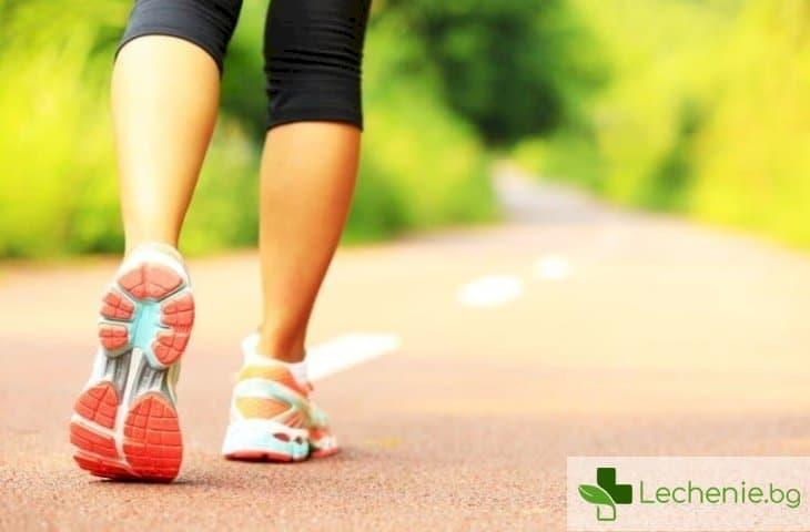 Бавна походка на 45 години - признак на бързо стареене
