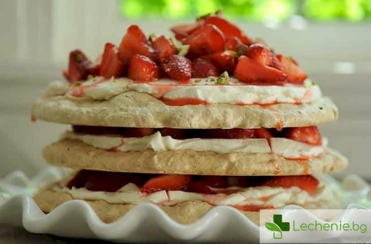 Вкусни десерти, които не съдържат глутен