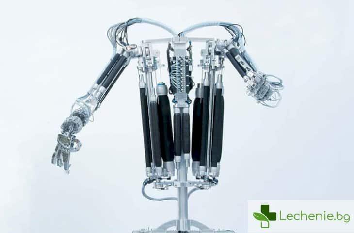 Бионични протези стават като естествена част на тялото