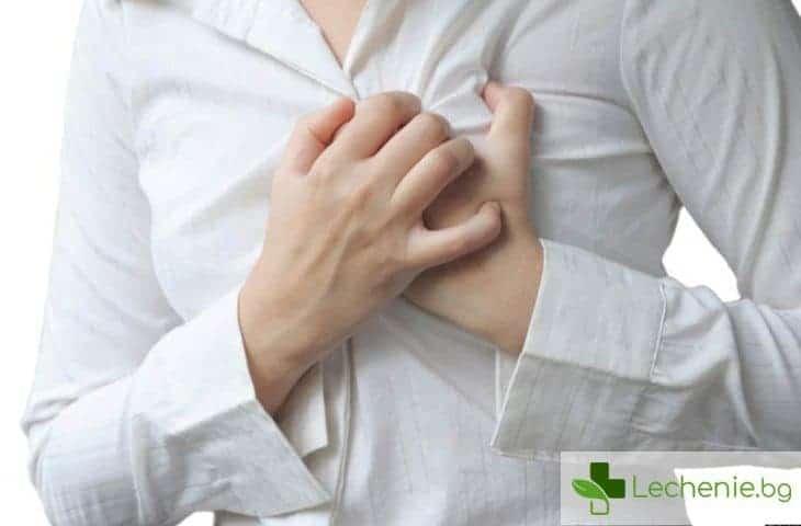 6 признака за проблеми със сърцето