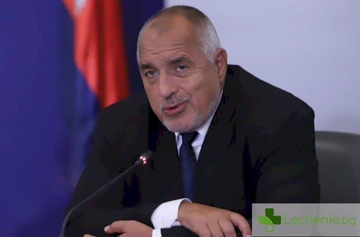 Борисов разпореди масов контрол на COVID-19 мерките