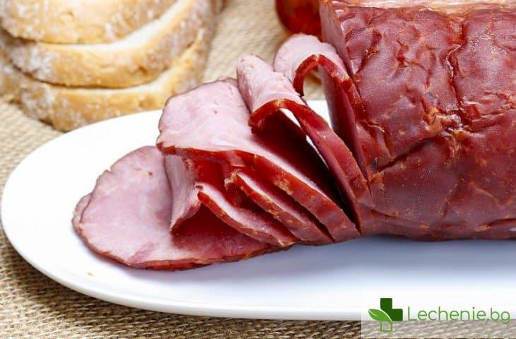 Най-новите доказателства, че червеното месо е опасно