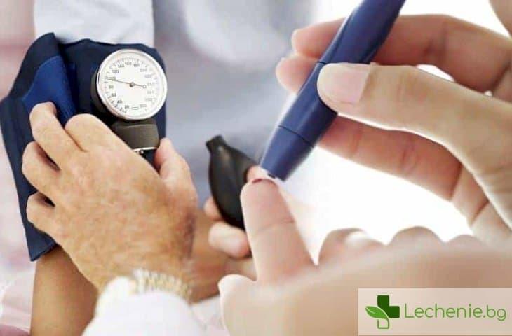 Контролирайте диабета с балансирана диета и упражнения