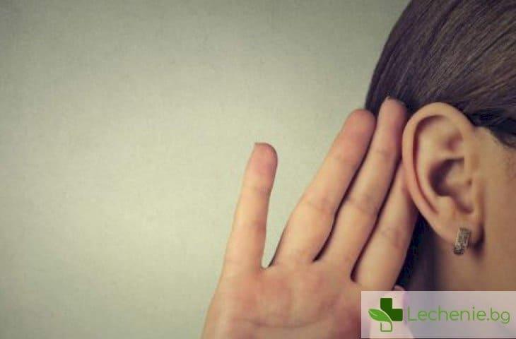 Откриване на болест чрез ушите