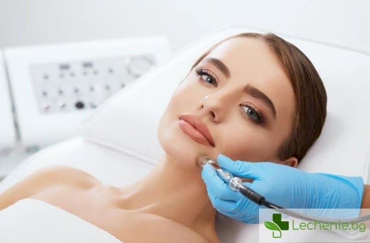 Диамантен пилинг на лицето - защо е сред полезните за кожата