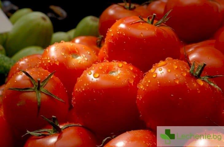 Полезните свойства на доматите