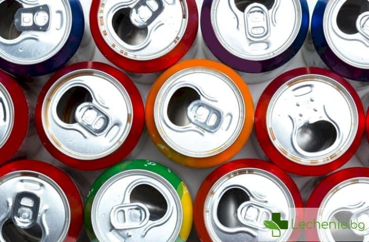 Енергийните напитки вадят сърцето от строя за минути