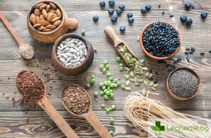 Топ 25 храни най-вкусните източиници на растителни влакна