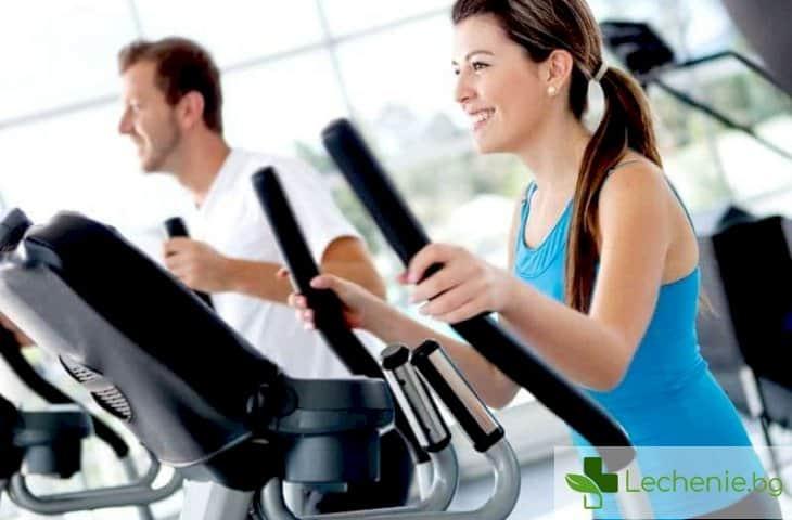 Кои са митовете, свързани с фитнеса?