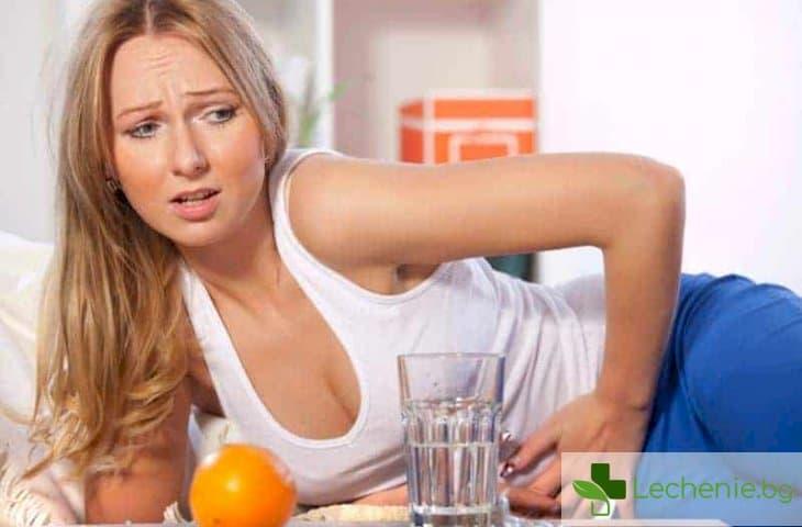 8 причини за поява на газове в стомаха