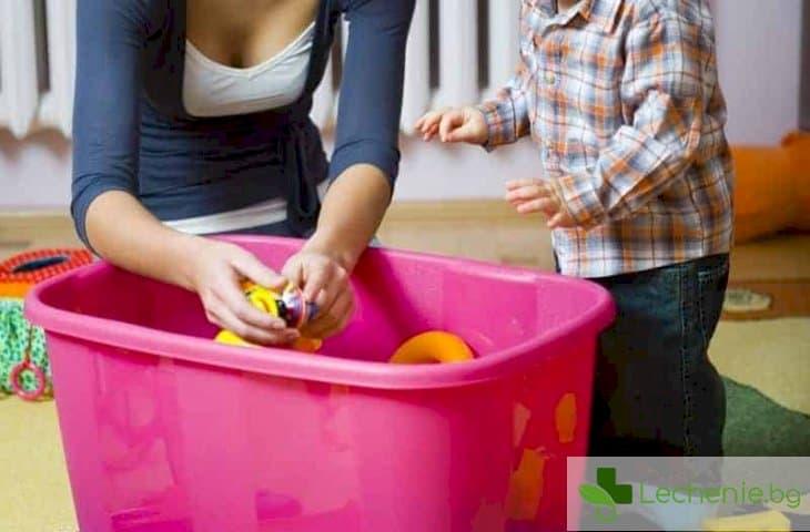 Споделянето на грижите за децата подобрява сексуалния живот на двойката