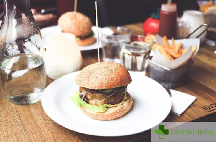 Заради недоспиване се засилва апетита за дюнери и хамбургери