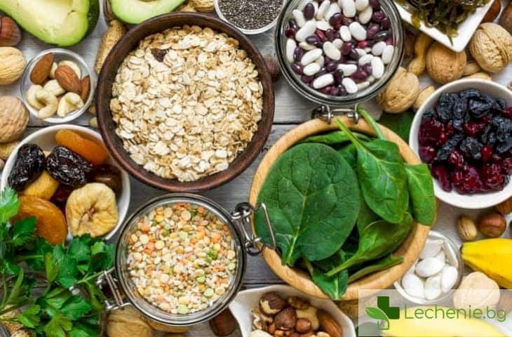 Топ 15 храни с най-богати на магнезий