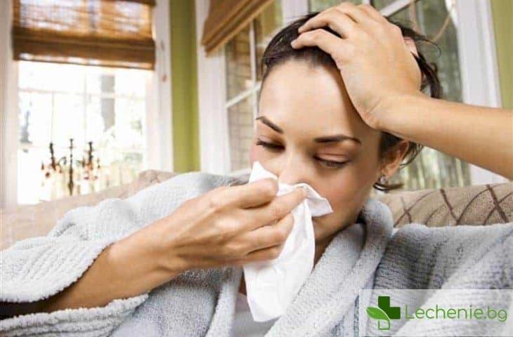 Как сами влошаваме здравето си при простуда