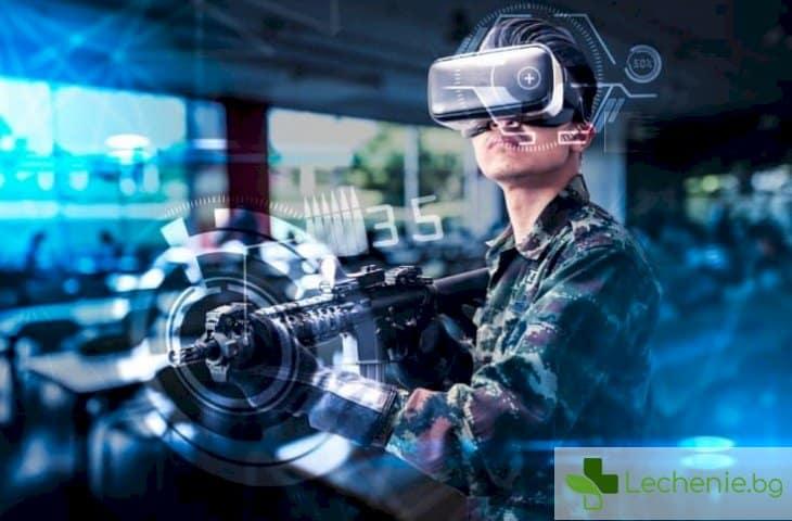 Игрите в медицината на компютър - тетрис и виртуална реалност