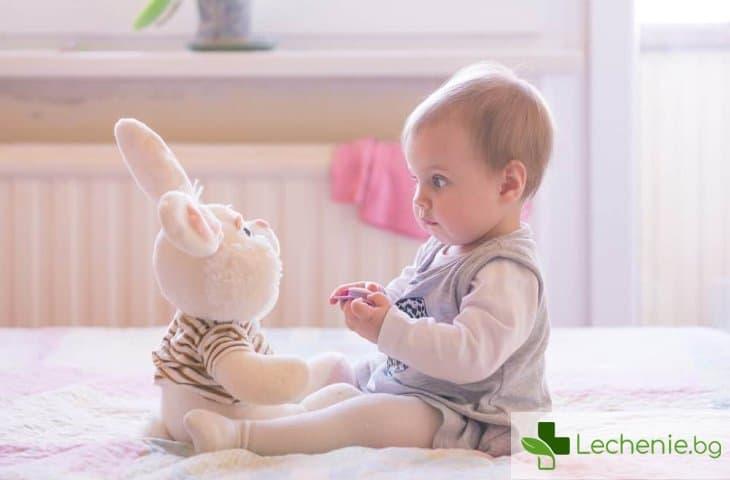 Бебетата харесват най-много онези, които ги имитират