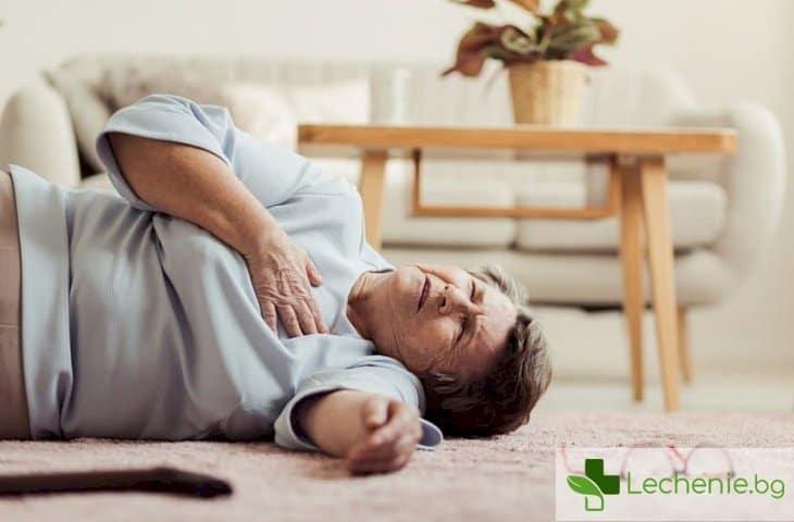 Инсулт при жени - защо се появява силно главоболие
