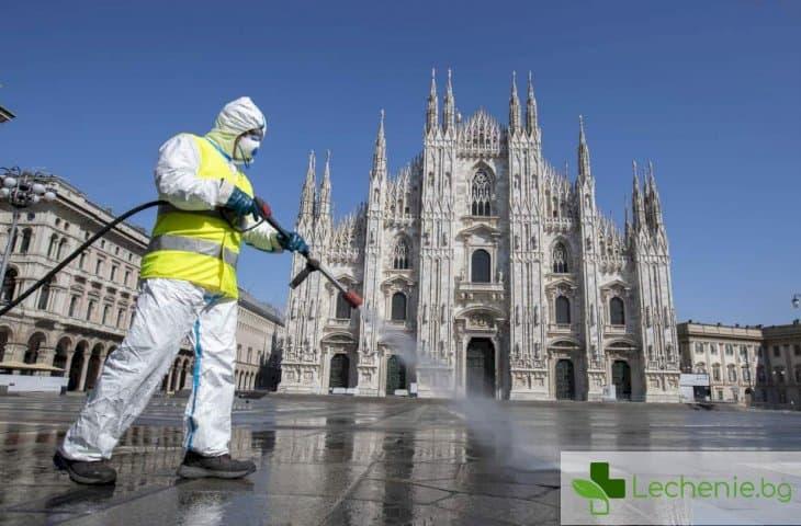 Исторически ден за Италия - почти изчисти COVID-19, новите паднаха под 500