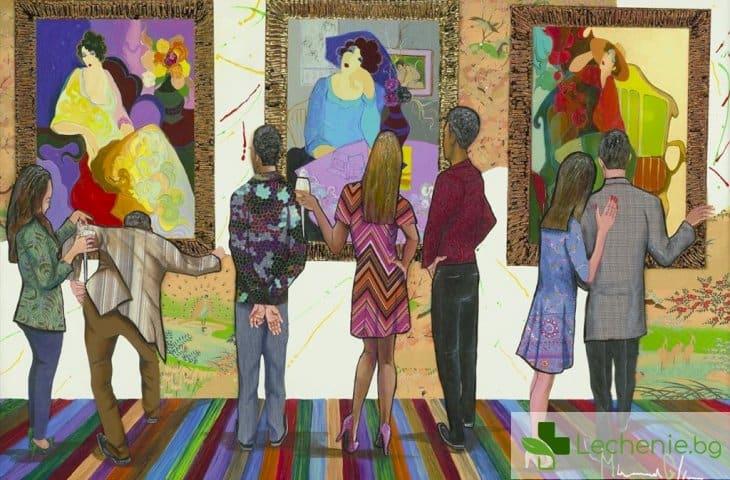С изкуство към дълголетие - картината на старостта