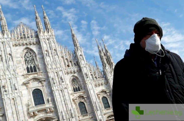 Извънредно положение е обявено заради COVID-19, правителството в опит да спре заразата