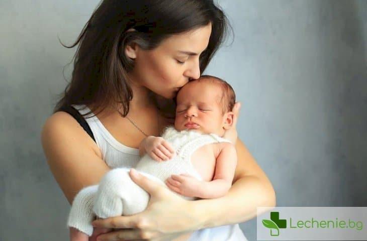 Способността на детето да се бори се определя още от раждането