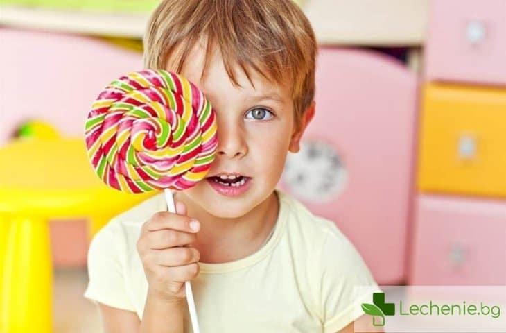 Захарна зависимост при деца - какво я предизвиква