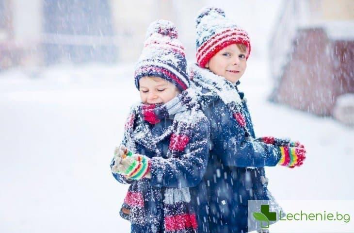 Профилактика на простуда и грип при деца - какви са начините