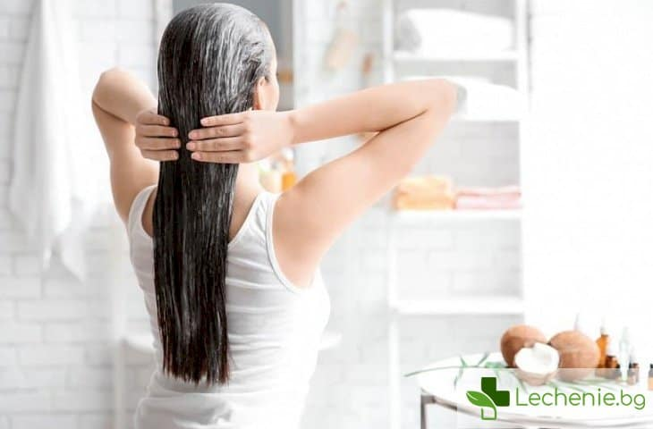 Как да си измием косата без да използваме никакъв шампоан