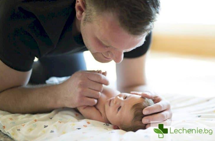 Предпазване на бебе от анемия