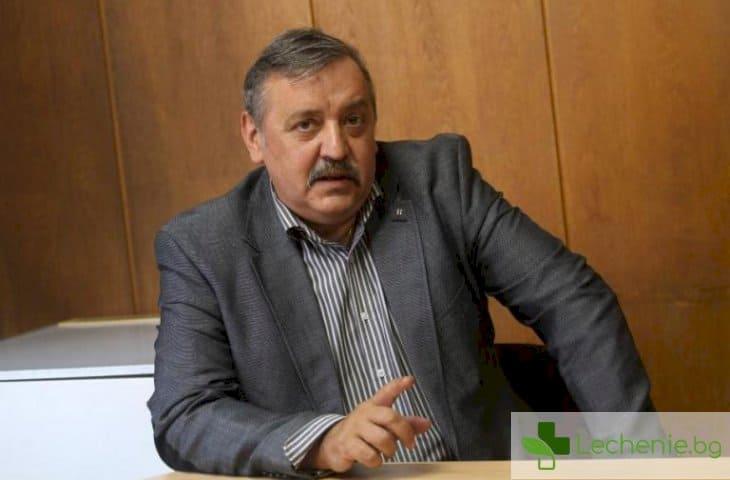 Д-р Кантарджиев коментира връщането на КПП-тата, но няма да го предложи