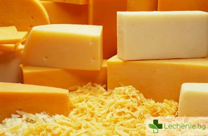 БАБХ откри кашкавал с опасна бактерия и фалшиво сирене в търговската мрежа
