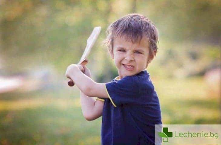 Агресивност при малки деца - причини и препоръки за родители