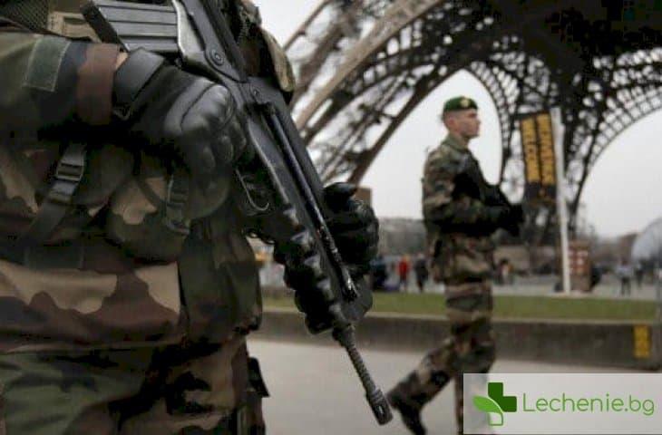 Как е важно да се държите при терористичен акт
