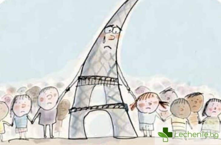 Как да обясните на детето какво е терористичен акт