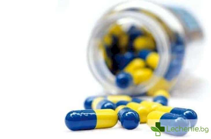 Увеличават ли антибиотиците риска от развитие на диабет тип 2