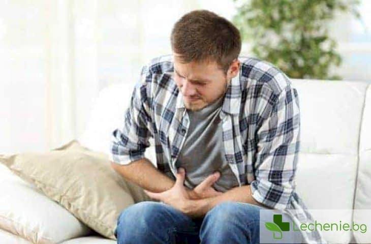 Антрален или повърхностен гастрит - причини и симптоми